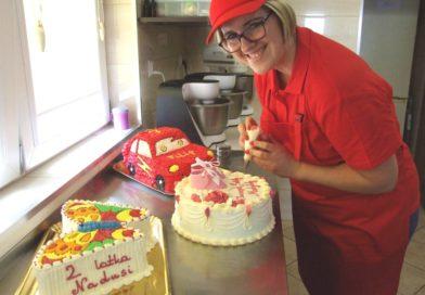 Z pasją i zamiłowaniem do tortów