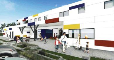 W Ostrowcu budują olbrzymie przedszkole i żłobek